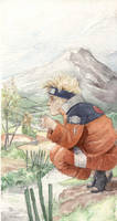 Naruto by airasan