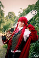 Grell by Hamaimon