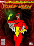 Spider-Woman Animated by supahboii