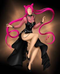 SMoon - The Wicked Lady coloured by OkuniSensei