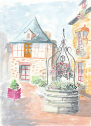 Original - Alsace by OkuniSensei