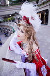 Marie Antoinette by mizukimochizuki