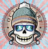 Skull candy! by OctoflyArt