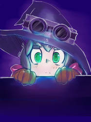 Constanze Little Witch Academia by PtolemaiosLS