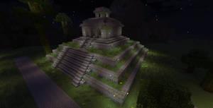 Mayan Temple by Markecgrad