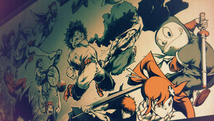 Part of the BIG wallpaper by marvelmania