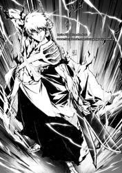 KUROSAKI ICHIGO Soul Forge Shinigami from Bleach by marvelmania
