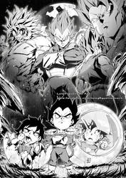 DRAGON BALL SUPER: Broly Movie by marvelmania