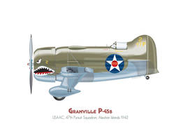 Granville P-45 by MercenaryGraphics