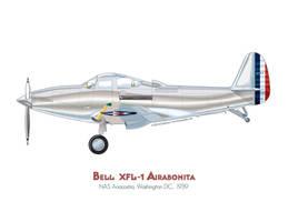 Bell Airabonita by MercenaryGraphics