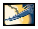 Caudron C.460 Rafale by MercenaryGraphics