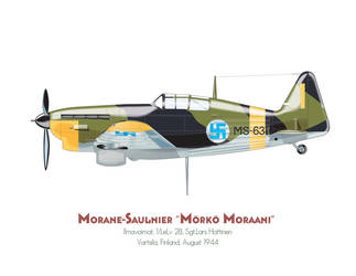 Morko Moraani by MercenaryGraphics