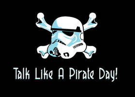 Talk Like A pirate Day! by MercenaryGraphics