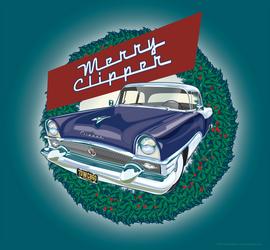 Merry Clipper! by MercenaryGraphics