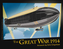 Great War Show by MercenaryGraphics