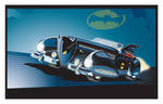 Batmobile Art Deco by MercenaryGraphics