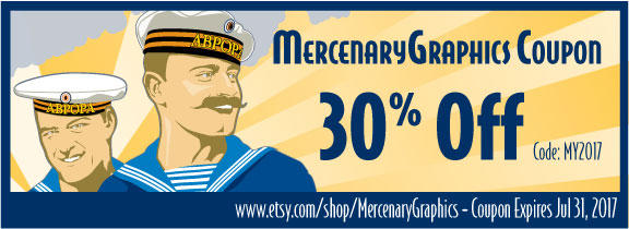 30% Off by MercenaryGraphics