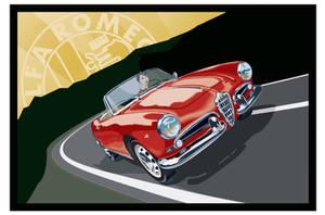 Alfa Romeo Giulietta by MercenaryGraphics