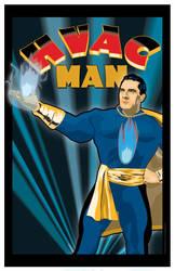 HVAC Man by MercenaryGraphics