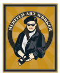 Merited Art Worker by MercenaryGraphics