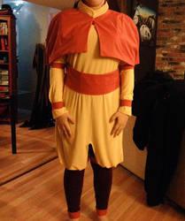 Avatar: The Last Airbender - - Air Nomad Costume by Devanta