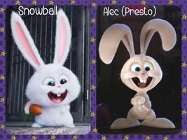 Snowball vs Alec Azam by MarkDekaBreak