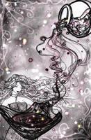 Rain fairy by Madfairy7