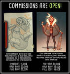 PAYPAL COMMISSIONS ARE OPEN :D! by DrunkenGren