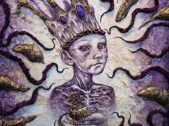 the Lord, detail by larkin-art
