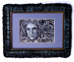 Venus by larkin-art