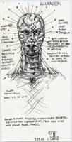 Hellraiser...Pinhead redesign by larkin-art