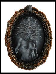 The Singing Empress by larkin-art