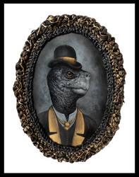 Lonesome George by larkin-art