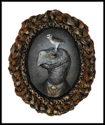Horace Crinkle and Ward by larkin-art