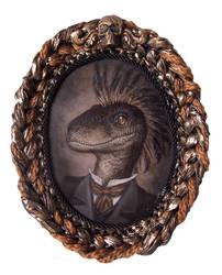 Jurassic Punk by larkin-art