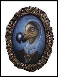 The Dodo by larkin-art
