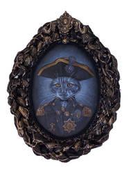 Admiral James Coozington by larkin-art