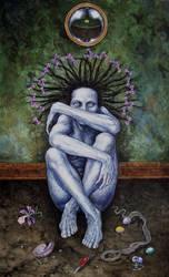 a parasapient tragedy by larkin-art