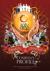 company profile SATU ATAP by aremanvin
