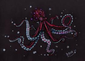 Octopus, Octopus by SpacerHunterZORG
