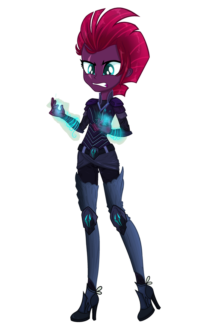 95 Disguise Mlp The Movie Tempest Shadow Costume Tempest Shadow My