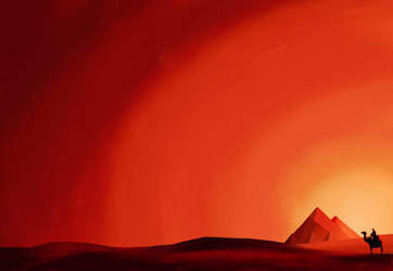 Egyptian-background-2 by ruowen