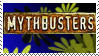 Mythbusters stamp by sandwedge