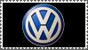 VW LOGO STAMP by sandwedge