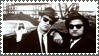 Blues Brothers Stamp by sandwedge