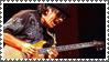 Carlos Santana stamp by sandwedge