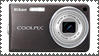 Nikon Coolpix stamp by sandwedge