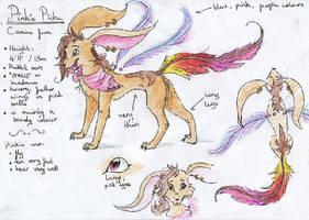Pinkie: Canine Form by Pinkie-Pichu