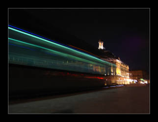 Le Tram by Thelive33