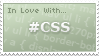 Love CSS - Stamp by johnjnerush